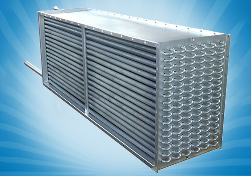 Air Cooler Exchanger : Heat exchanger ahmedabad pipe